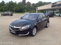 Opel INSIGNIA 5-türig 1.6 Turbo Innovation AHK (Bild 01)